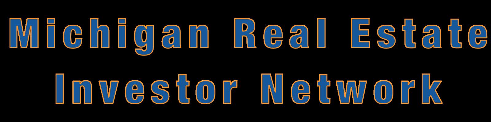 Michigan Real Estate Investor Network